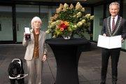 Bundesverdienstkreuz für Ursula Benard