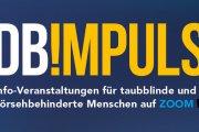 Grafik von DeafBlind Impuls Logo
