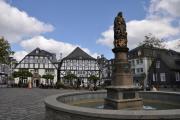 Markplatz von Brilon