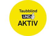 Logo Taubblind und Aktiv