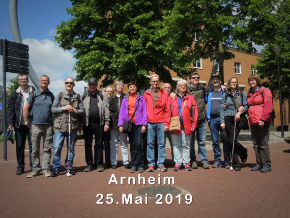 Gruppenbild Arnheim 2