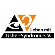 Logo von Leben mit Usher-Syndrom e.V.